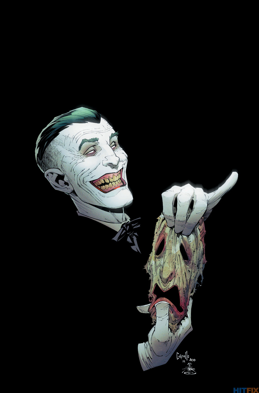 joker in batman 37 cover endgame