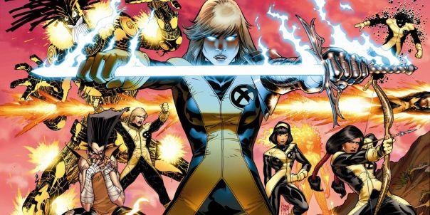 Os Novos Mutantes.