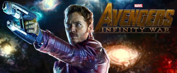 Peter Quill, o Star-Lord: papel importante em Vingadores - Guerra Infinita.