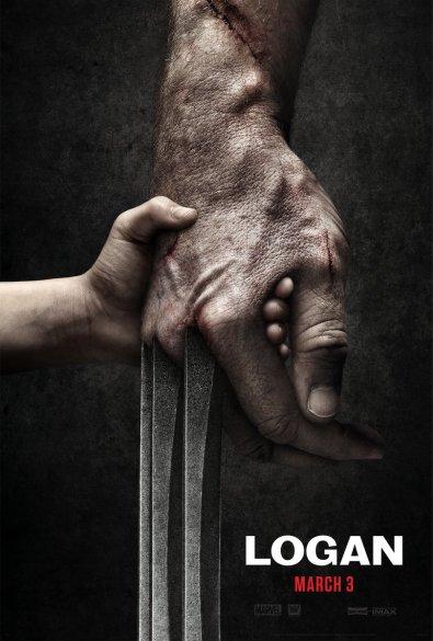O Poster de Logan.