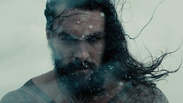 Aquaman seria um dos destaques do trailer.