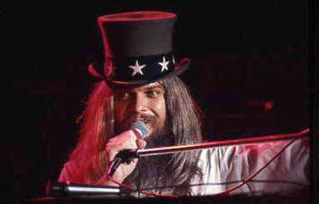 Leon Russell: morte aos 74 anos.