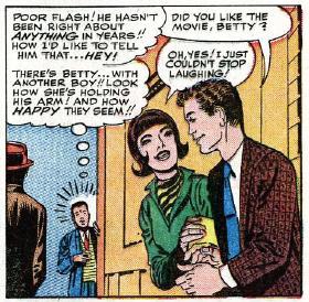 Peter flagra Betty e Ned nas HQs!