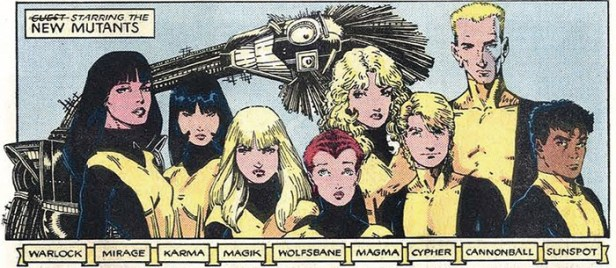 new-mutants-members