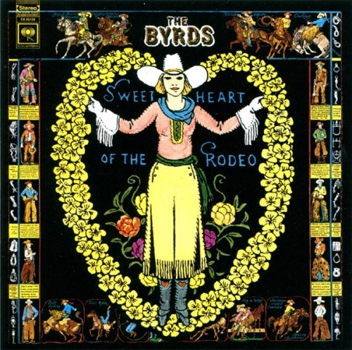 byrds 1968 sweetheart of the rodeo