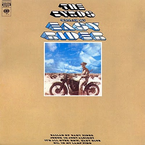 byrds 1969 ballad of easy rider cover