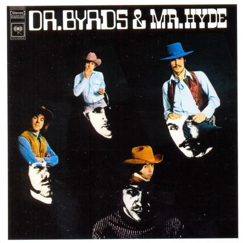 byrds 1969 dr byrds and mr hyde cover
