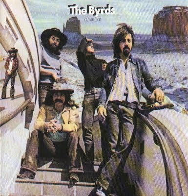 byrds 1970 untitled-album cover