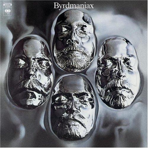 byrds 1971 byrdmaniax cover