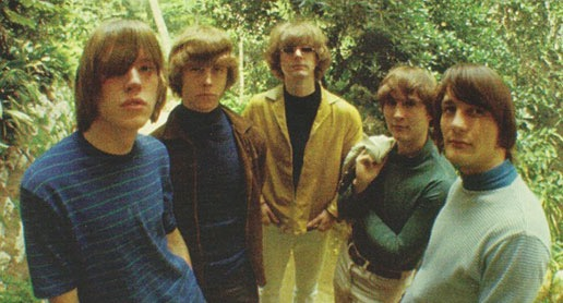 byrds-65 cover album session