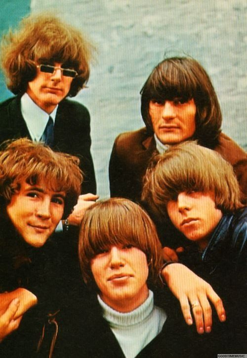 byrds-65 in colors faces