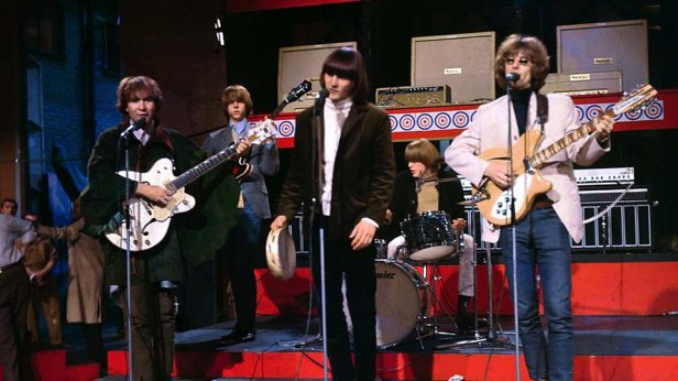 byrds-65 live in color