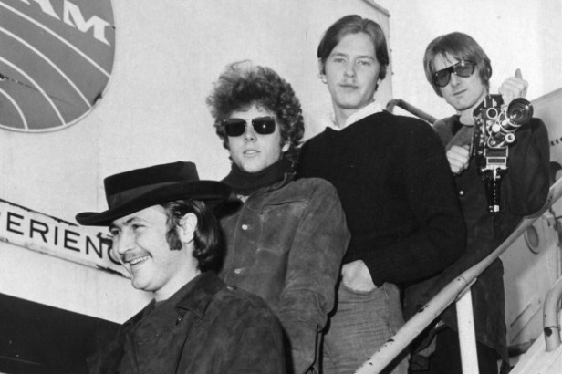 Byrds-67 airplane stairs