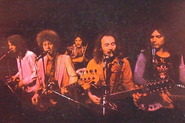 byrds-73 original lineup reunion cover photo