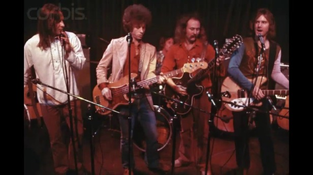 byrds-73 original lineup reunion live