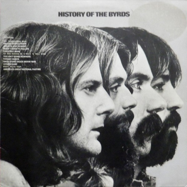 byrds history cover