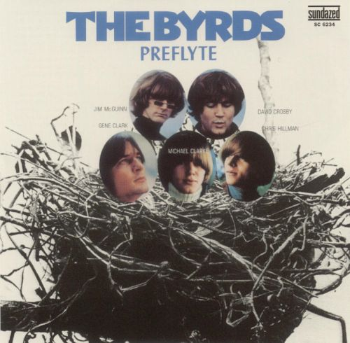 byrds preflyte 1969 cover