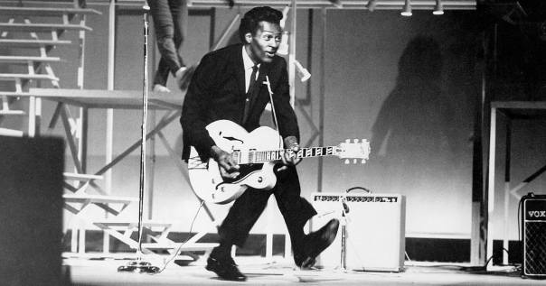 chuck-berry live TAMMY show