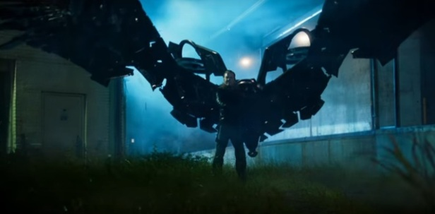 homecoming trailer vulture in the shadows