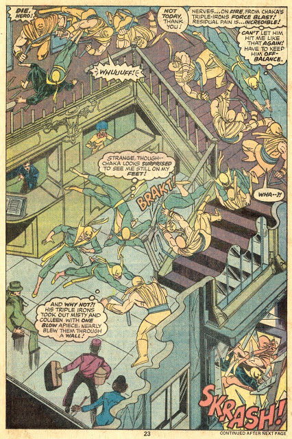 iron fist 10 by john byrne