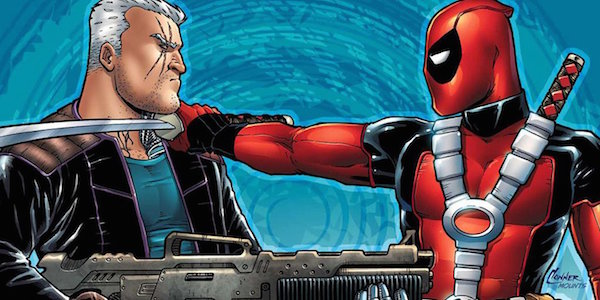 cable and deadpool gun and sword