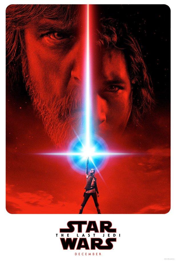 star wars the last jedi fisrt poster