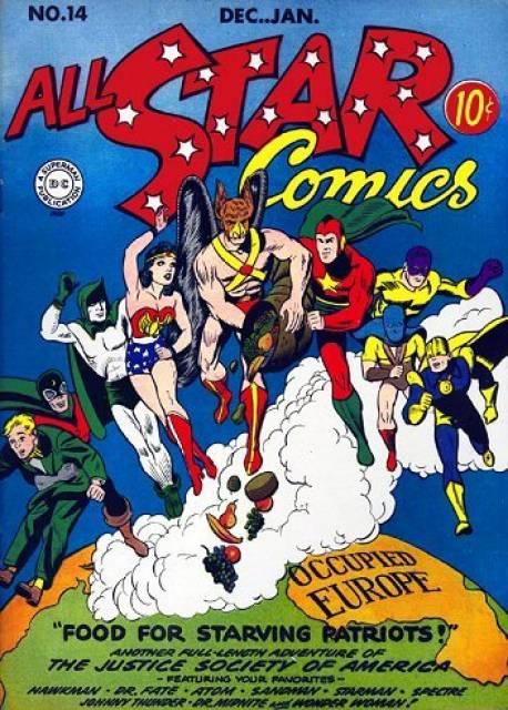 all-star-comics 14 cover