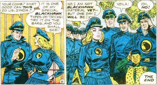 Blackhawk 133 lady blackhawk