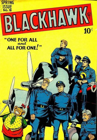 blackhawks 18 cover