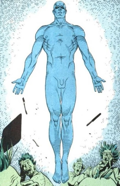 Dr Manhattan Jonathan Osterman