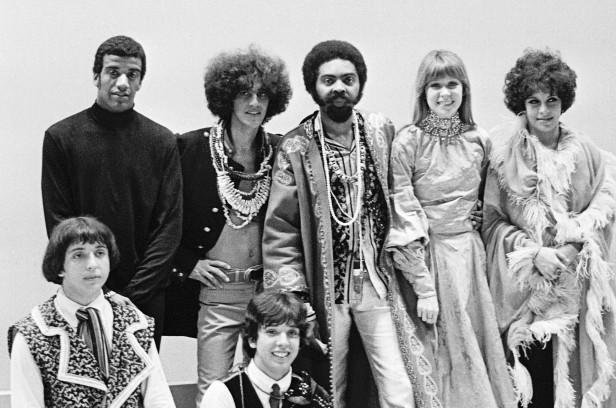 mutantes e tropicália 1968