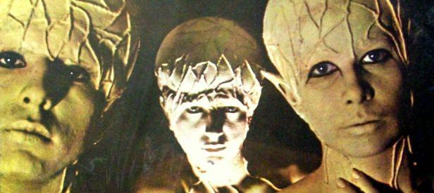 os_mutantes maquiagem alien