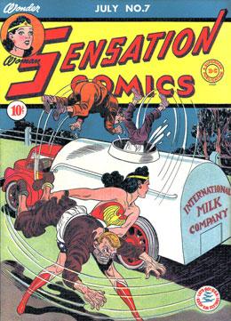 Sensation_Comics 07 cover