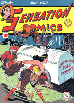 Sensation_Comics 07 cover
