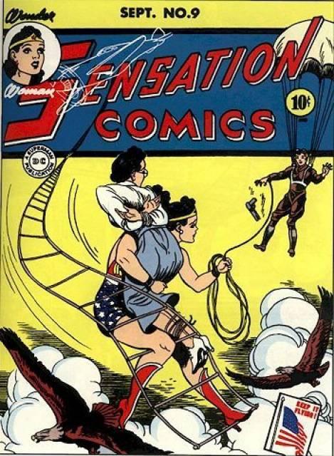 Sensation_Comics 09 cover