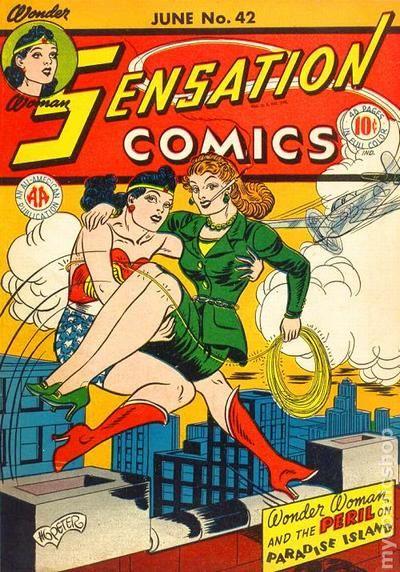 Sensation_Comics 42 cover