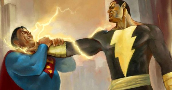 superman vs black adam 2
