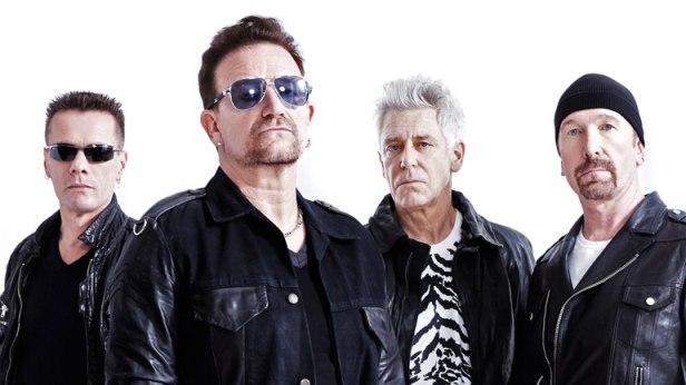 U2 2017 promo