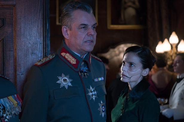 wonder woman movie gen ludendorff and dr poison