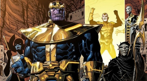 thanos and the black order 2