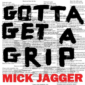 Mick jagger single 2017