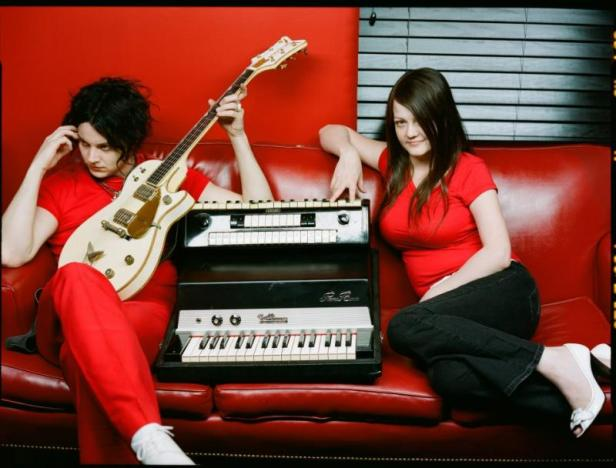 the_white_stripes red room
