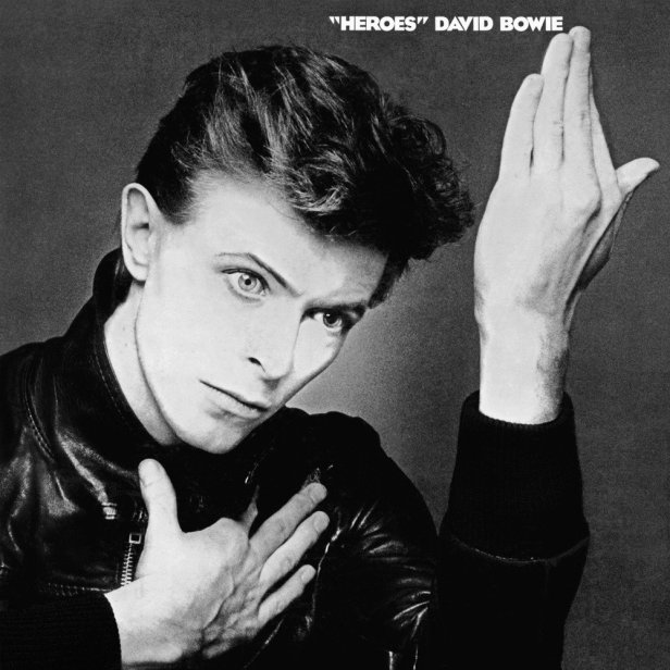 davidbowie heroes cover 1977