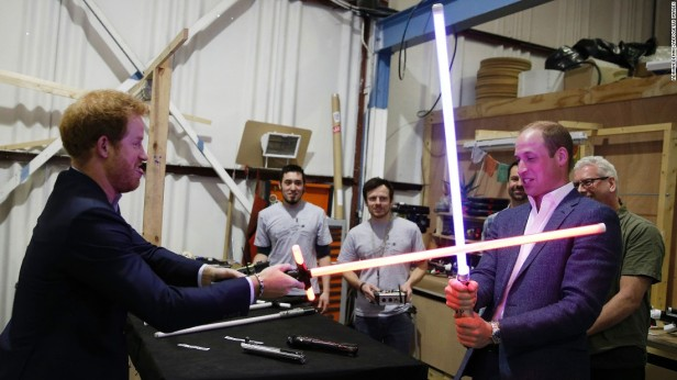 star wars sets william and harry 2