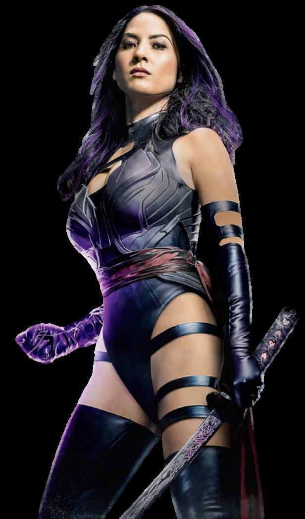 apocaliypse Psylocke poster