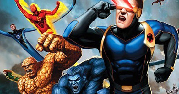 Fantastic-Four-X-Men-Marvel-Team-up