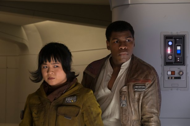 star wars the last jedi hi-res rose and finn 2