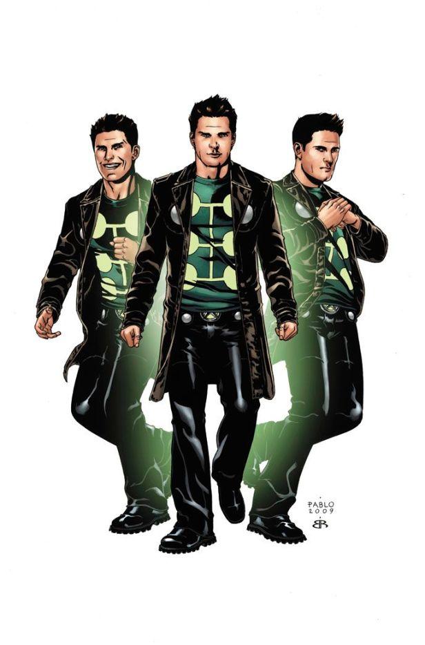 x-men multiple man