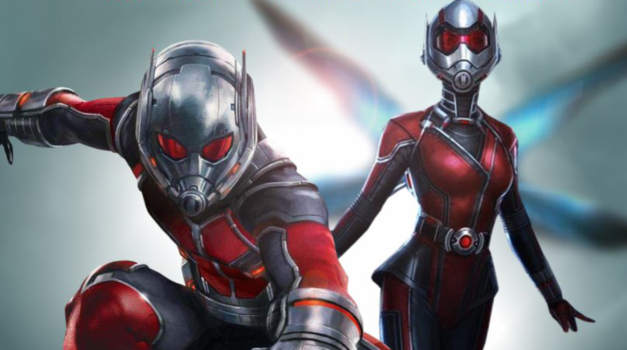 ant-man-and-the-wasp original couple