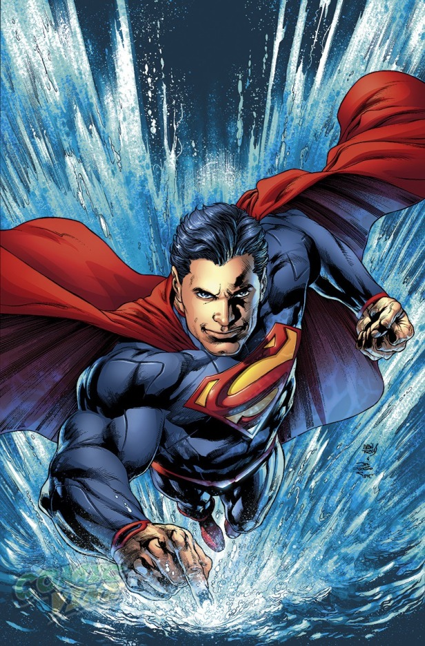 superman by ivan reis unchained